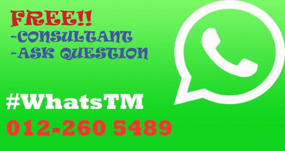 Whatsapp Tutor Mansor